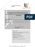 Regional Economic Integration in the Middle East and North Africa_A Primer