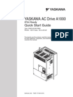 A1000 IP54Quick Start Guide 1 0