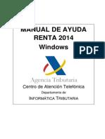Renta2014 Windows