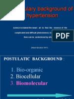 Biomoleculary Background of Hypertension