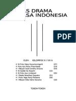 Tugas Drama Bahasa Indonesia