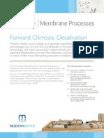 MW Factsheet Membrane