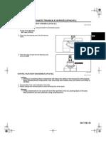 Automatic Transaxle (Service) [Gf4ax-El]