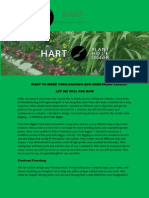 Hart Plant Hole Digger