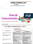 COMUNICACIÓN III CICLO.doc