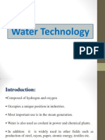 Water Technology Ppt