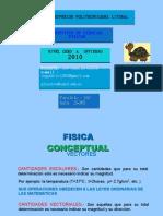 Vectores ( Fisica Conceptual )