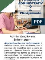 Aula 3 - Processo ADM - Planejamento