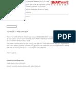 Employee Letter (Nalini)