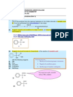 2015 JC2 H2 Carboxylic Acids and Derivatives Part 1 Tutorial (Teachers) Updated