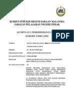 Kursus Induksi Sistem Saraan Malaysia Jabatan Pelajaran Negeri Perak