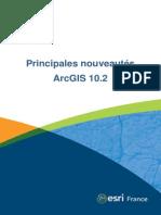 Principales Nouveautes ArcGIS 10 2
