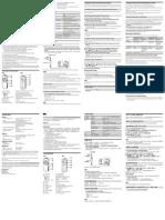 PSP-N270G Manual