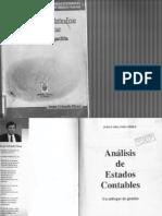 Analisis de Estados Contables -Un Enfoque de Gestion Ver Capitulos 1, 2 y 3 (Pag 8 a La 72)