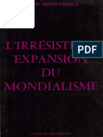 Moncomble Yann - L'irrésistible expansion du mondialisme.pdf