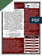 gtt syllabus 2015-2016