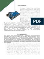 Concepto Basico de Android, Arduinoy sus componentes