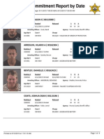 Peoria County booking sheet 08/12/15