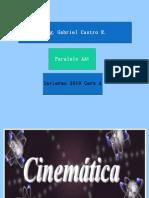 Presentacion y Actividades de Cinematic A