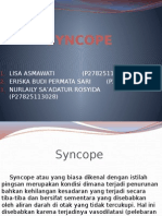 6. Syncope (Pingsan)