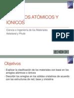 01 Arreglos atomicos