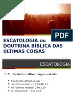 Final Dos Tempos (Escatologia)