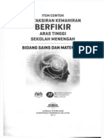 Kbat Math Spm 2015