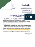 Materiali Legge 107-2015