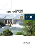 Hydro Low Head Power Plant