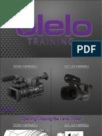 2014 Olelo Training Presentations NX5 JVC
