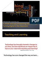 A Whole New Way of Teaching and Learning