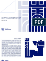 Shipping Market Review May 2014