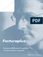 Manual facturaplus
