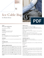 Ice Cable Bag