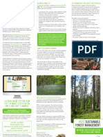 PEFC Sustainable Forest Management