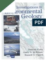 Invertigations in Env. Geology