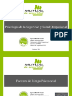 2PRESENTACIÓN MUTUAL 2014 Factores de Riesgo Psicosocial [Recuperado]