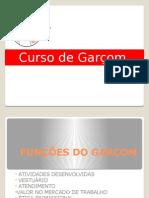CURSO GARÇOM