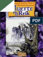 Warhammer Fantasy RPG - El Enemigo Interior 2 - Muerte en El Reik