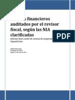 Estados Financieroreviss Auditados Por El Revisor Fiscal Segun NIA