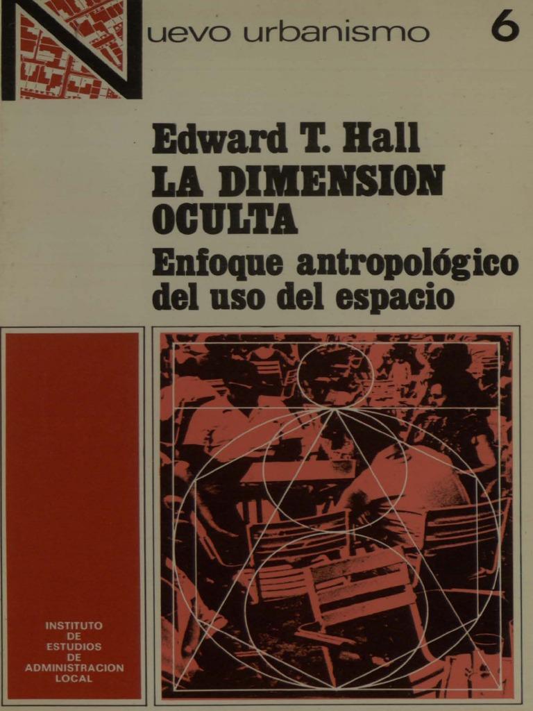 1973_346_LA DIMENSIÓN OCULTA. ENFOQUE ANTROPOLÓGICO DEL USO