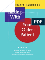 Talking With Your Older Patient