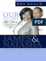 Our Story by James & Natasha Roach