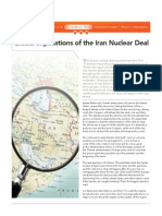 Global Implications of the Iran Nuclear Deal