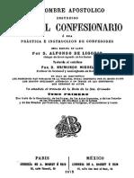 El Hombre Apostolico-Tomo I-Alfonso de Ligorio.pdf