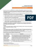 09 How to Identify Hazards in the Preliminary Hazard Analysis
