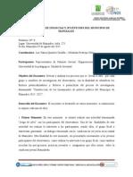 Relatoria Cesar Augusto Valencia- Encuentro 07-08-2015