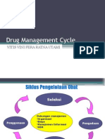 Drug Management Cycle & Asuransi