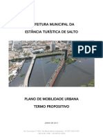 Audiencia Publica Plano de Mobilidade Urbana