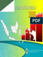 Peta Kesehatan Indonesia 2008